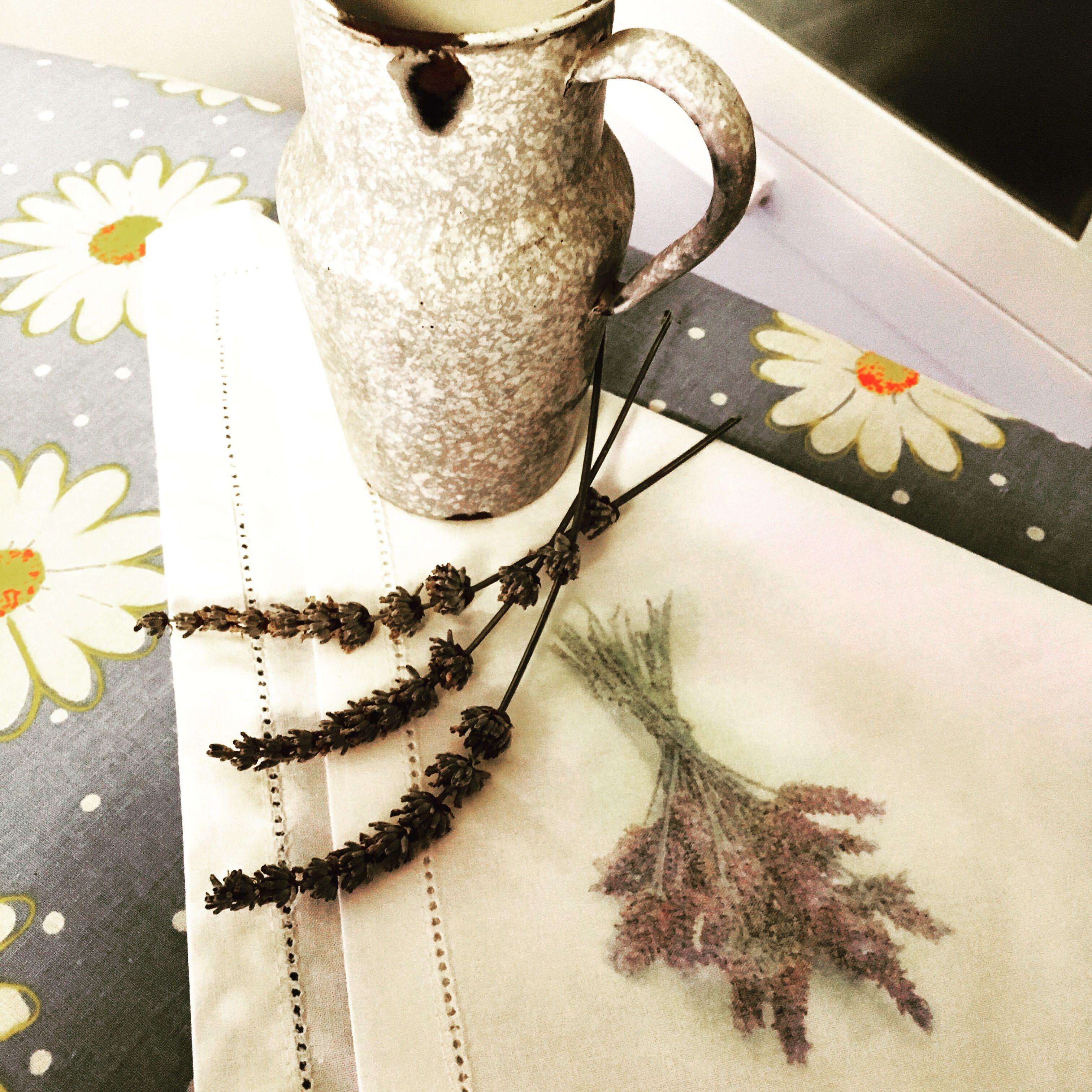Lavendeldruck