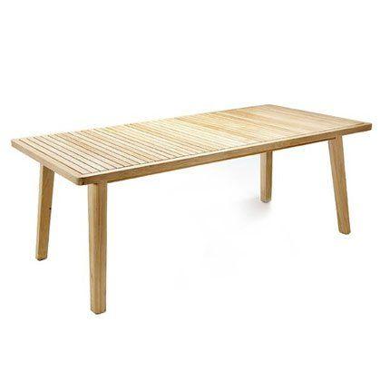 Table de jardin Avila - Botanic | cosas re lindas