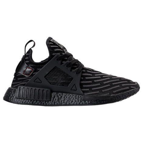 huge discount d3636 4a3a7 ADIDAS ORIGINALS MEN S NMD RUNNER XR1 PRIMEKNIT CASUAL SHOES, BLACK.   adidasoriginals  shoes