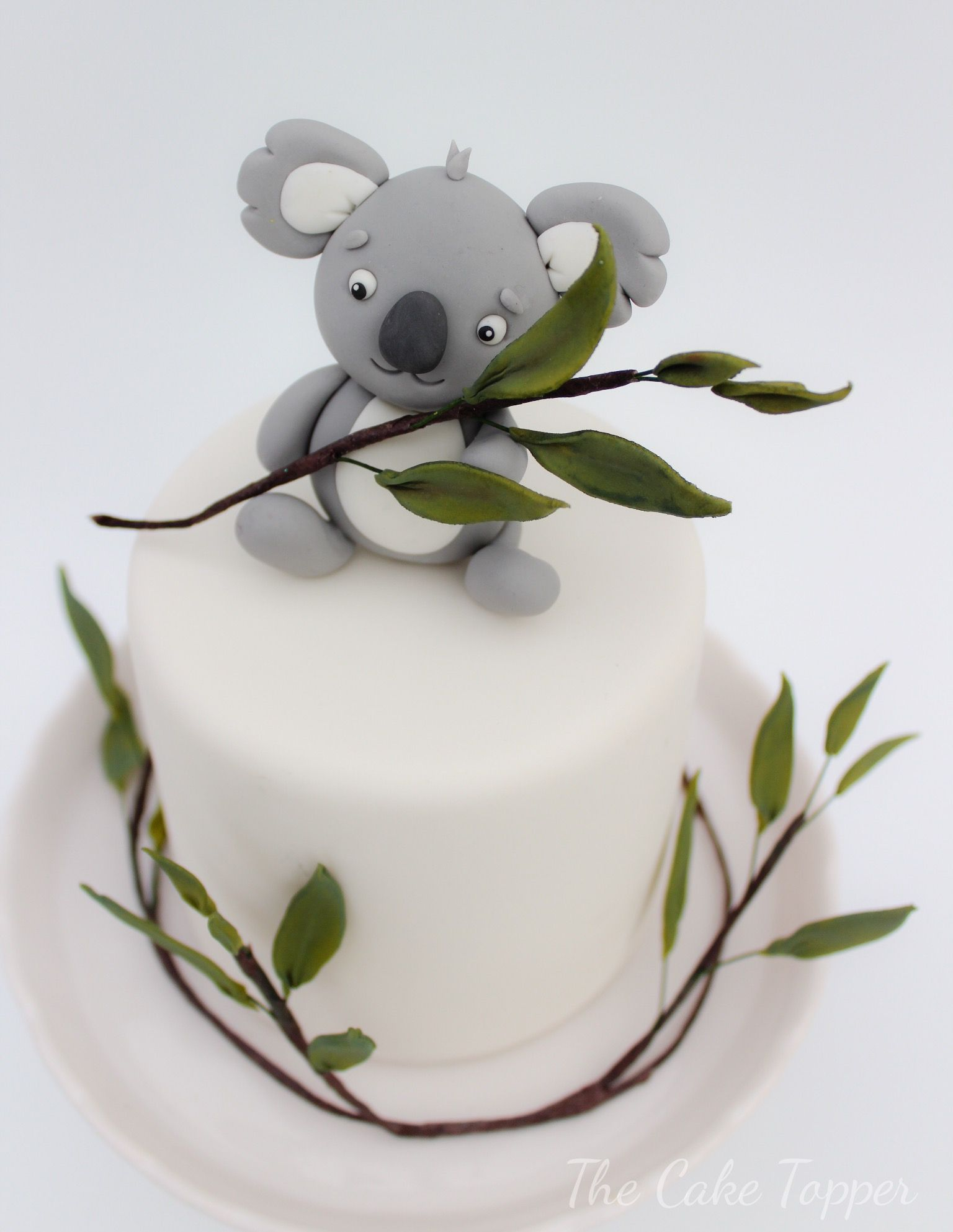 Excellent The Cake Topper With Images Animal Birthday Cakes Animal Funny Birthday Cards Online Hetedamsfinfo