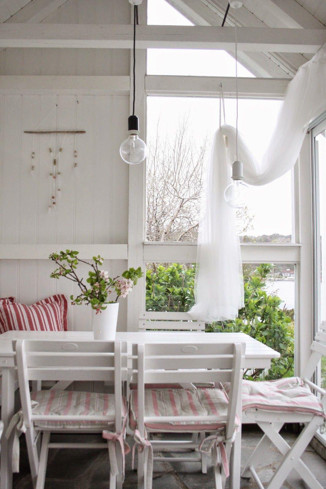 Charme France: Ny kjøkkenlampe