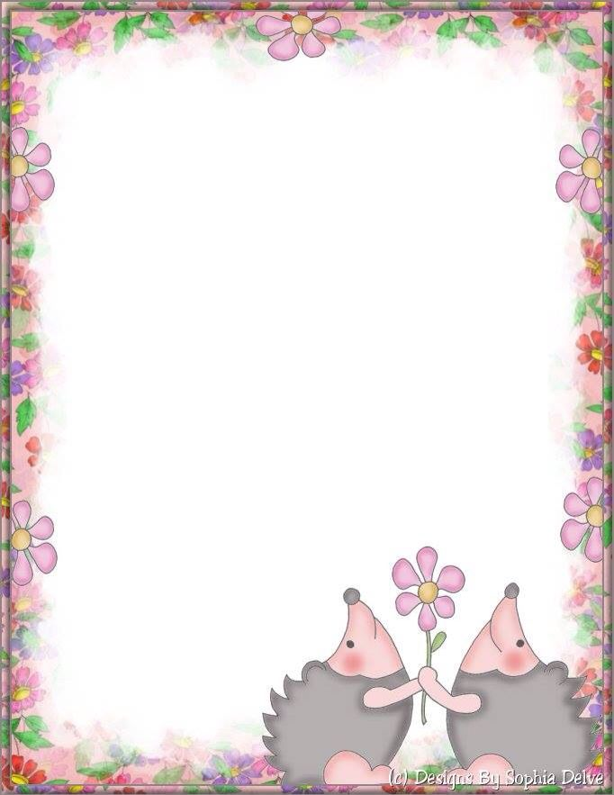 Bebe Pinterest Writing paper, Planners and Clip art - printable writing paper with border
