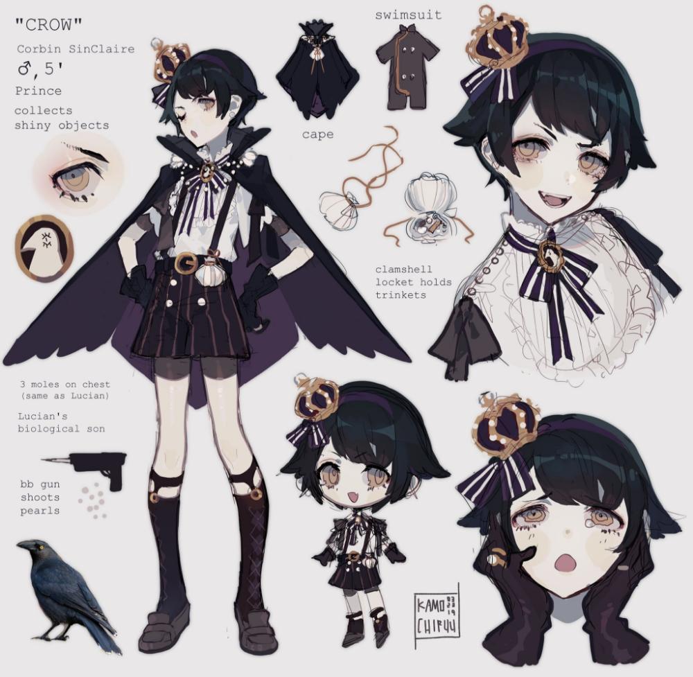 Kamo On Twitter In 2020 Character Design Inspiration Concept Art Characters Anime Character Design