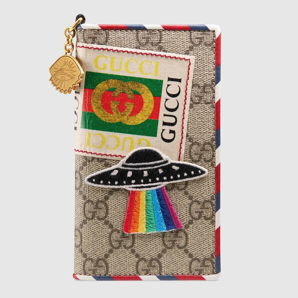 buy popular b274b 8cf93 Gucci Courrier iPhone 7 / 8 cover | Interesting/Ridiculous Designer ...