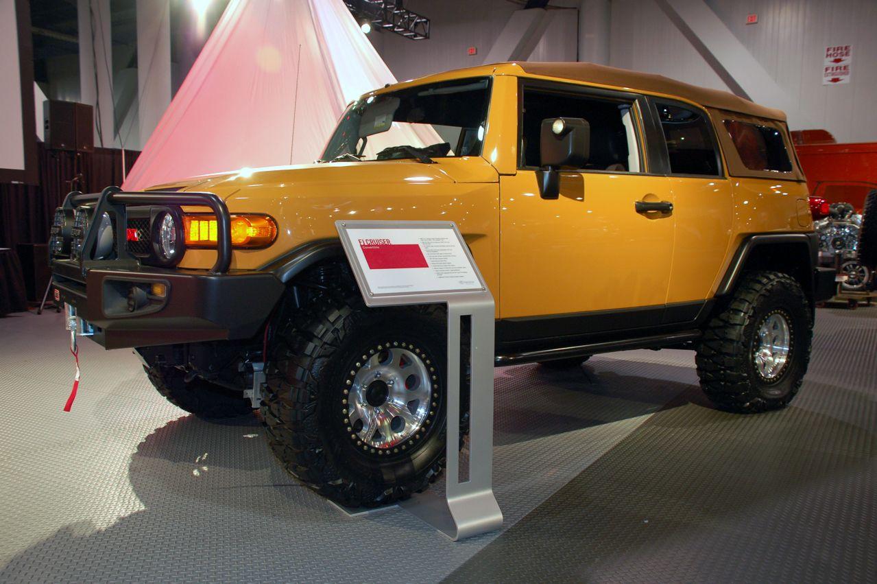 Toyota FJ Cruiser Convertible | FJ Cruiser | Pinterest | Fj Cruiser, Toyota  FJ Cruiser And Toyota