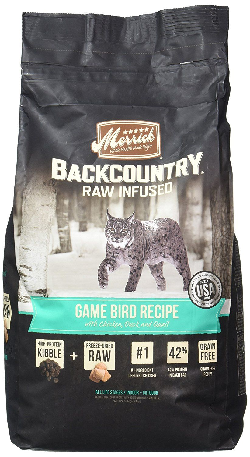 Merrick Backcountry Dry Cat Food Special Cat Product Just For You See It Now Cat Food Natural Cat Food Dry Cat Food Cat Food