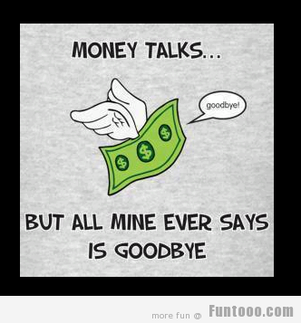 Jokes About Money