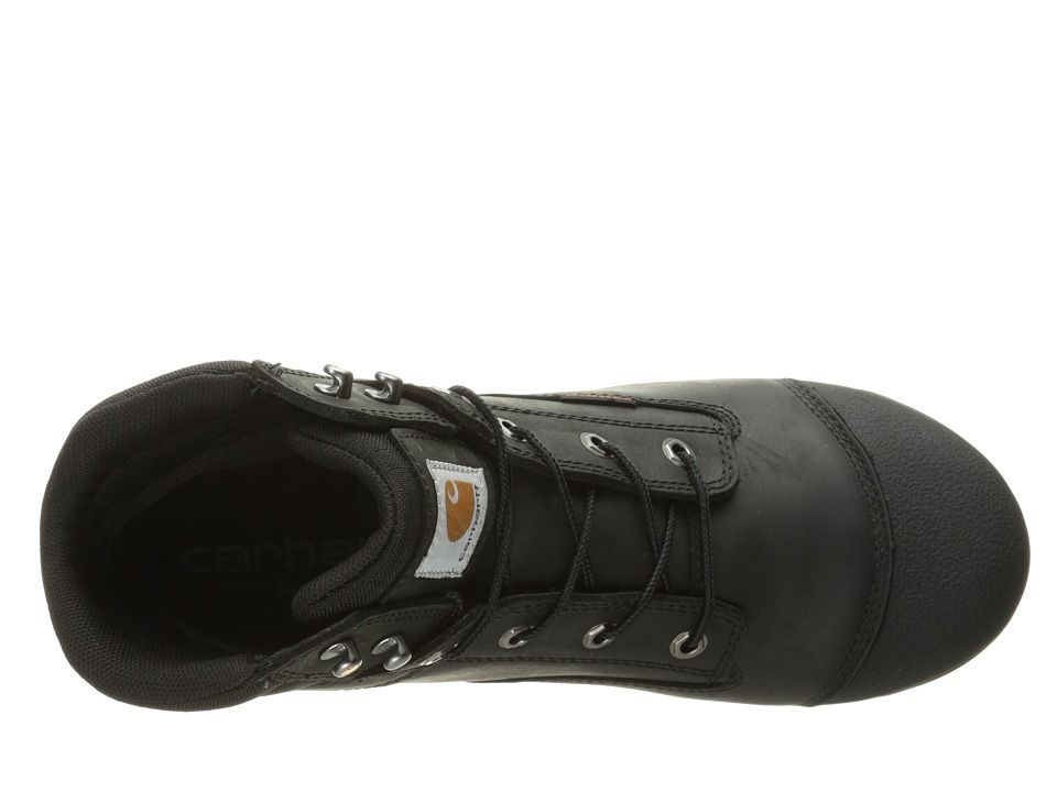 b78f718f9119 Carhartt 6 Ground Force Waterproof Composite Toe Work Boot Men s Work Lace- up Boots Black
