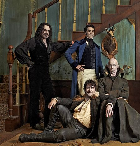 Vampire Comedy What We Do In The Shadows To Get Six Episode Spin Off Tv Show Vampire Movies Funny Scary Movies Scary Movies