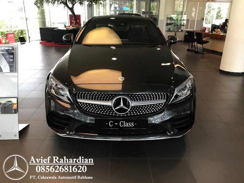 Jual Mercedes Benz C 300 Coupe Amg Line Tahun 2019 Mercedes Benz