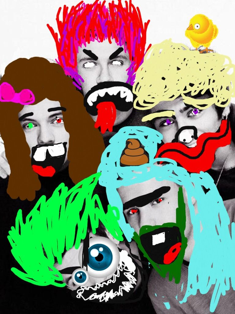 The new 1D. ........  don't do drugs :l