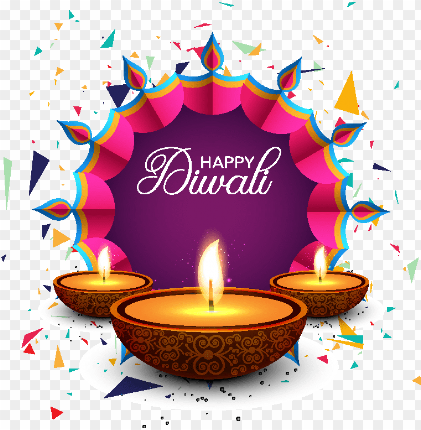 happy diwali happy diwali vector background PNG image
