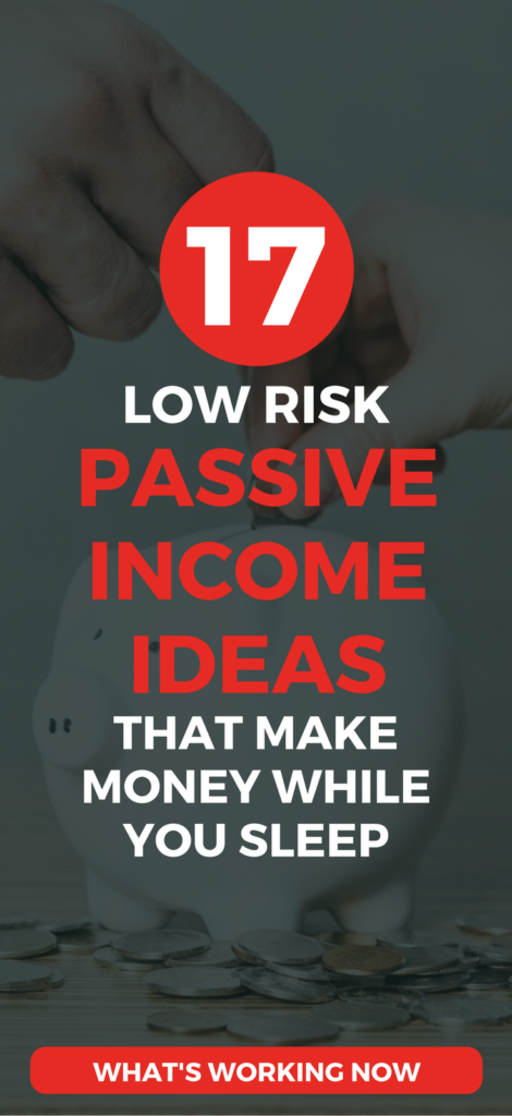 ways to generate passive income