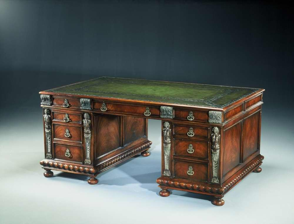 Old World Desk from