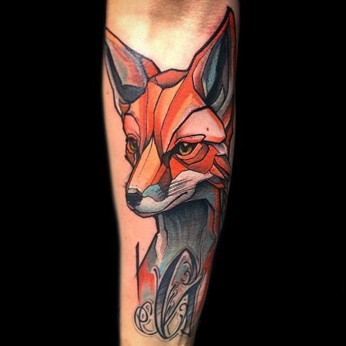 90 Fox Tattoo Designs For Men And Women Fox Tattoo Design Tattoo Designs Men Fox Tattoo