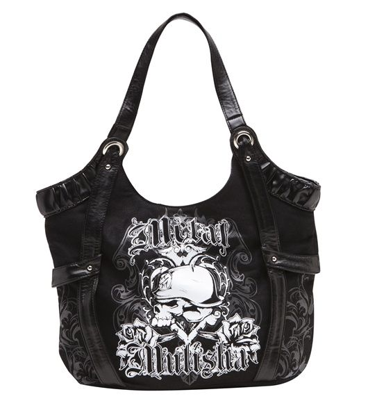 Metal Mulisha Women S Confessions Purse