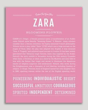 Zara baby name betting tips dallas vs green bay betting line