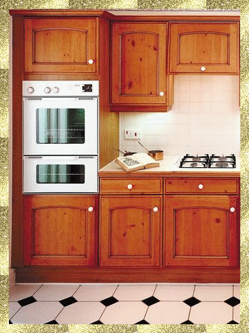 10 ideas para decorar una cocina peque a kitchens for Muebles para cocina pequena