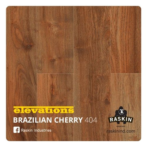 Prima Collection Brazilian Cherry Elev 404 Elevation Floors Plank 7 08 X 47 24 Plank Resilience Brazilian Cherry