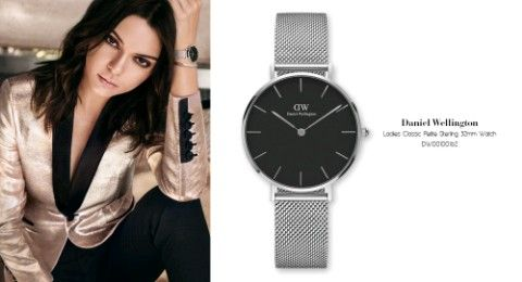 df182993c273b3 Kendall Jenner named as face of Daniel Wellington watch brand | Lee ...