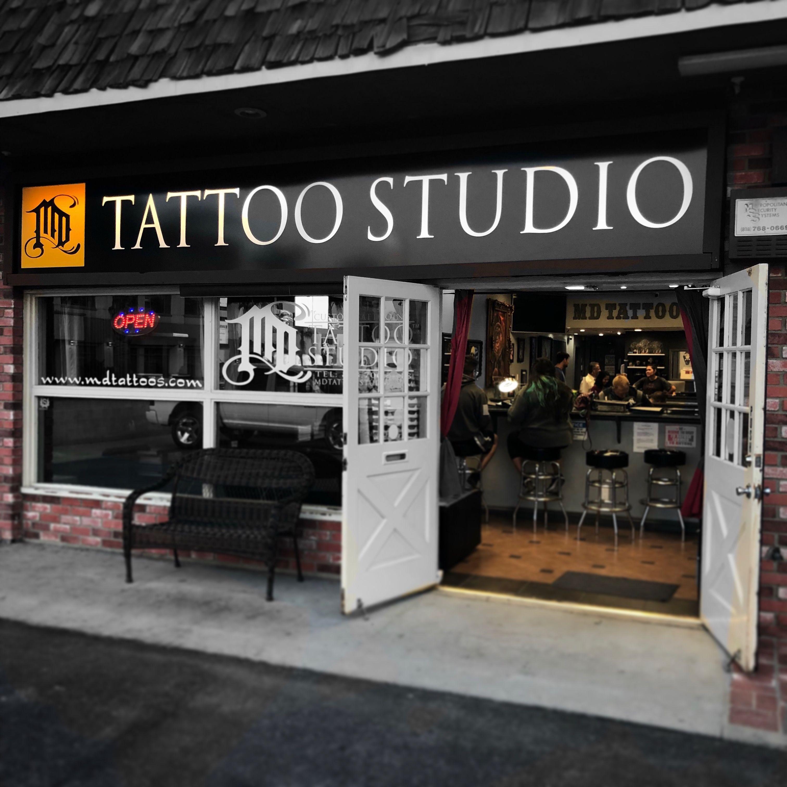 Md tattoo studio tattoo studio studio custom tattoo