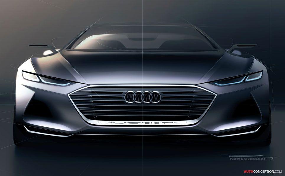 Audi Prologue Concept Car Concept Cars Pinterest Concept