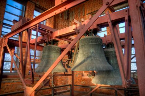 The bells of Kallio church.