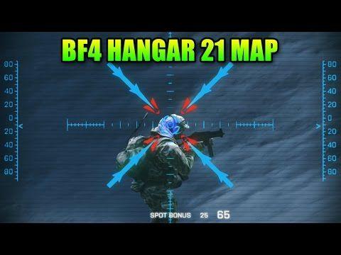 Hangar 21 Map Titan Man Canon Battlefield 4 Final Stand Dlc