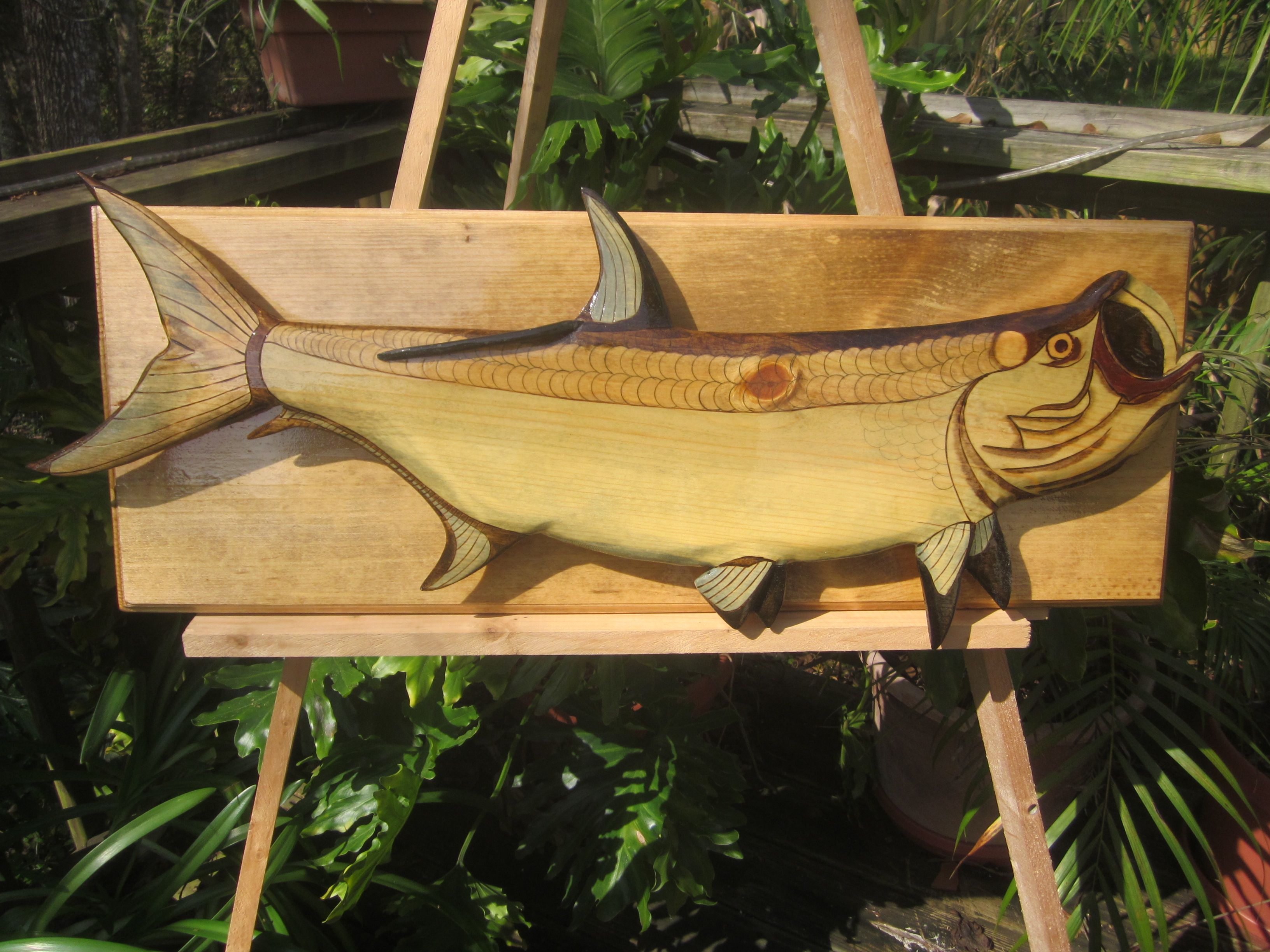 Florida Tarpon | Fishing art | Pinterest | Fish and Galleries
