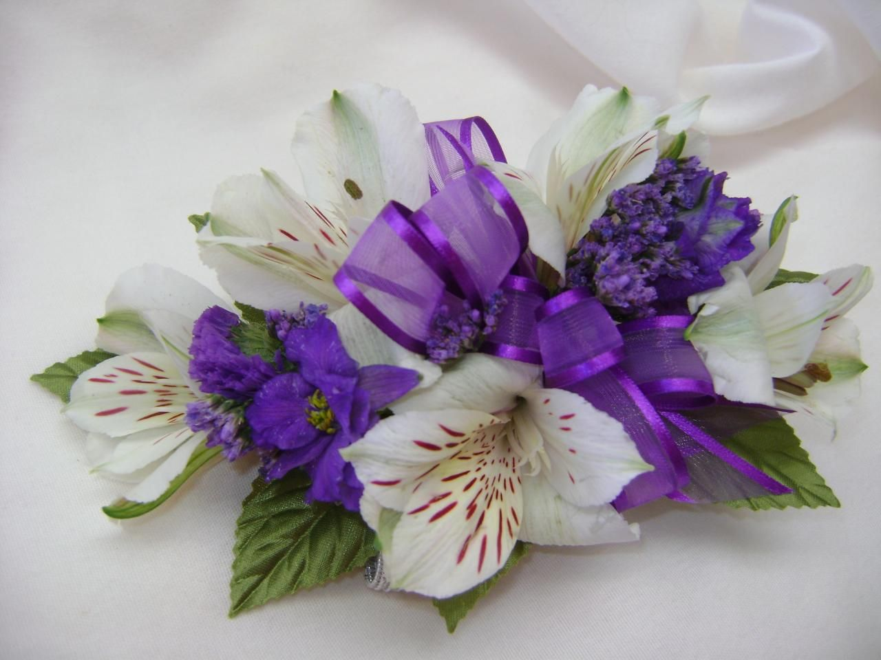 Blue and purple corsages google search kira pinterest blue and purple corsages google search izmirmasajfo Gallery