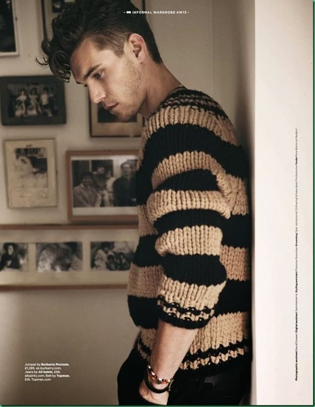 GQ Uk November 2013 - Editorial: 'Star Factory'