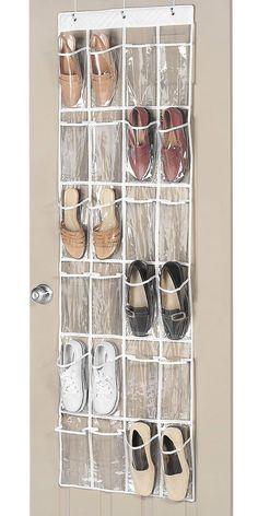 30 Shoe Storage Ideas For Small Spaces Closet Pinterest Diy