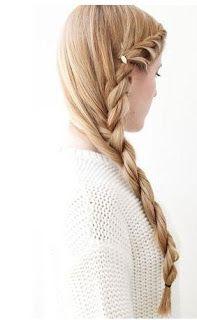 Peinados Paso A Paso Para Cabello Largo Cositasconmesh Hair Styles Hair Pieces Braided Hairstyles