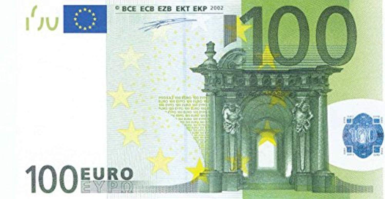 Stargames 100 Euro Spielgeld