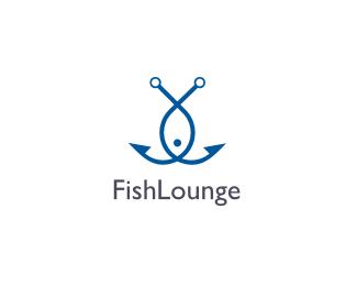 Creative and Inspirational Fish Logo Designs   Logo Design Gallery Inspiration   LogoMix for kencraft