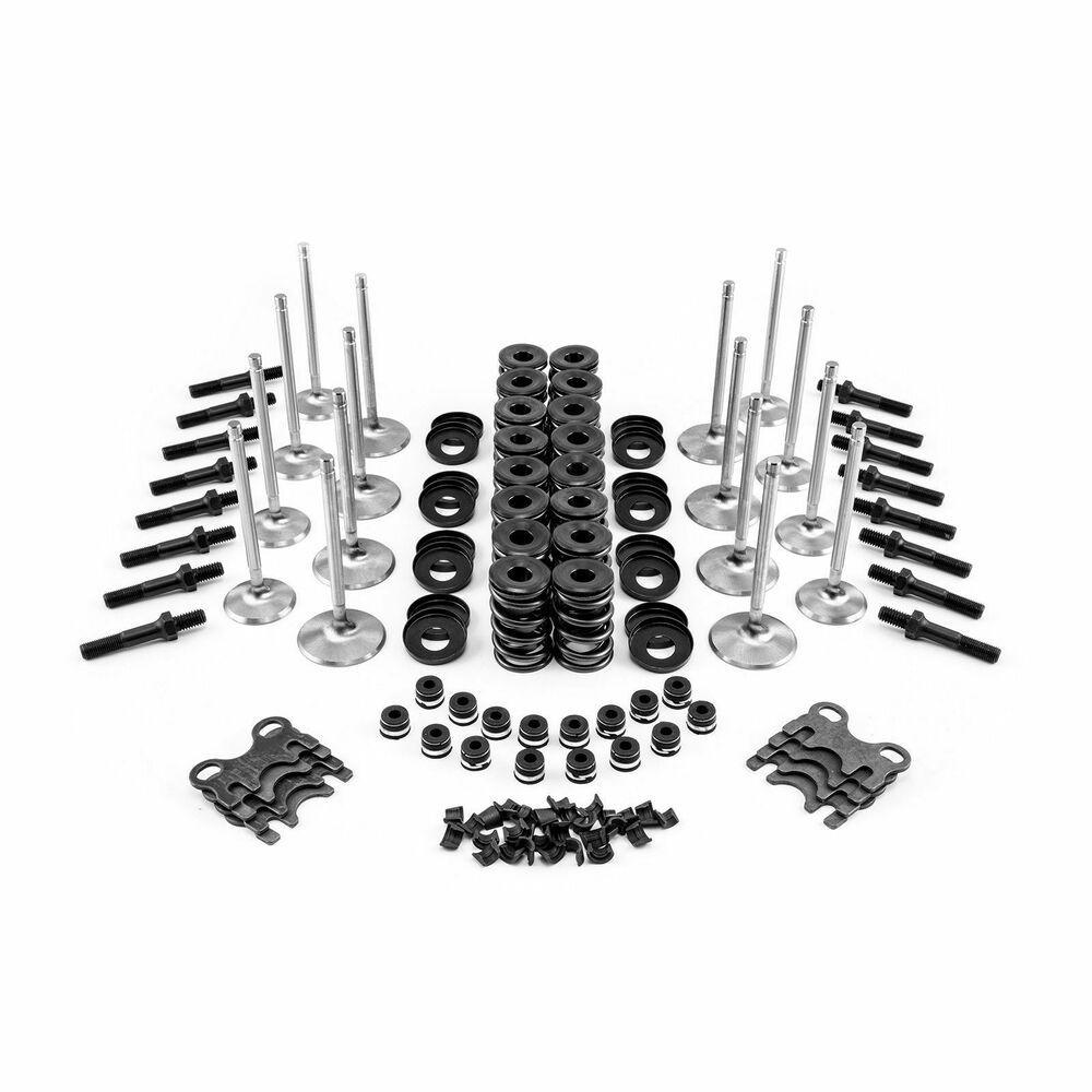 Details about Small Block Chevy Head Build Valvetrain Kit