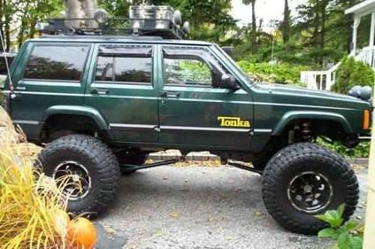1999 Jeep Cherokee Xj Custom Built 36 Jeep Cherokee Xj