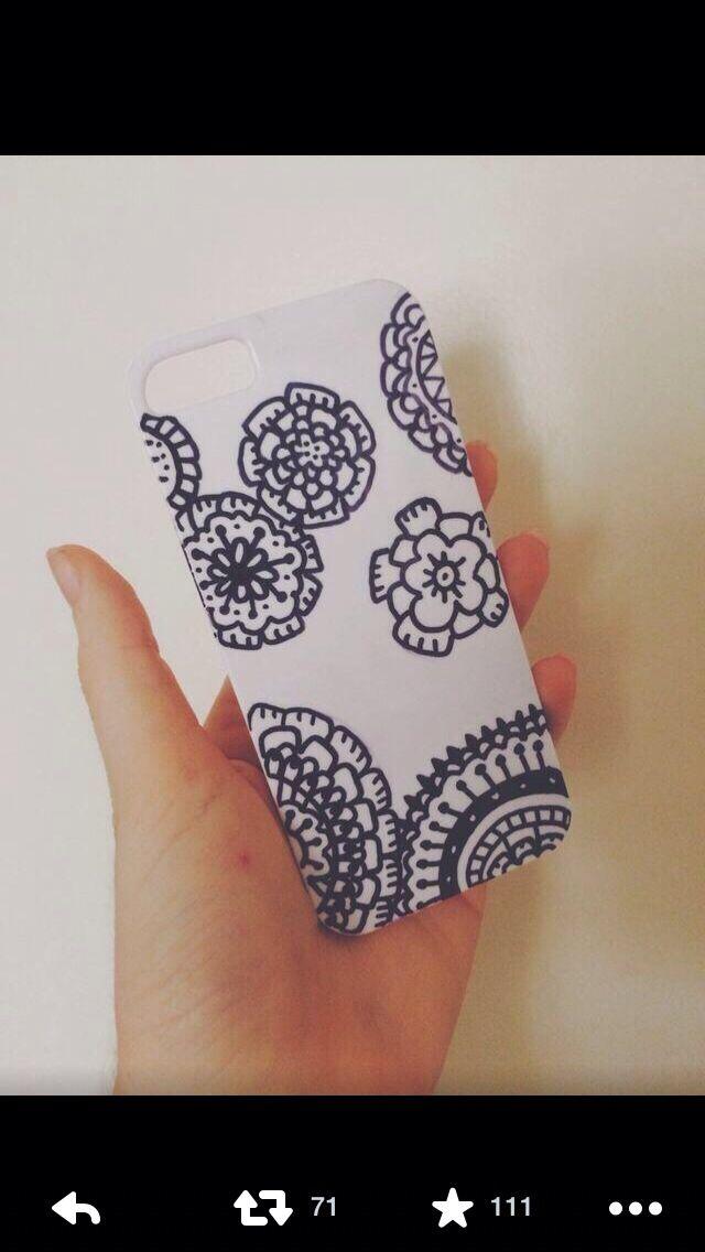 Dyi flower case