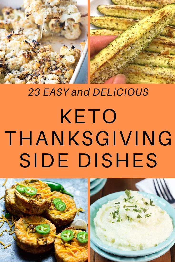 Impress all your guests this holiday season with keto side dishes From classics to inventive creations your keto holiday recipes can get a makeover Try something new toda...