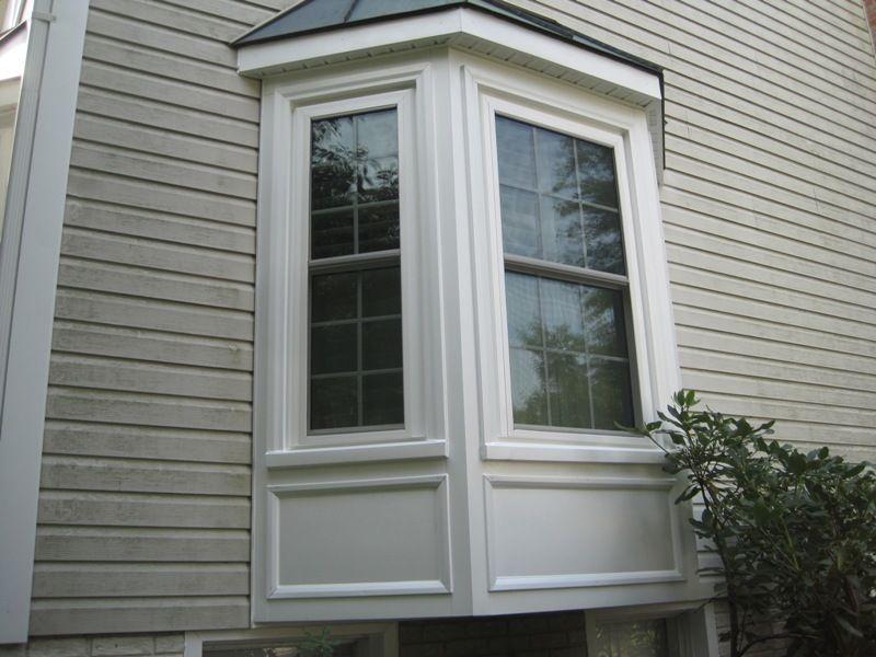 Better Exterior Windows Custom Okna Bay Window Olney Maryland On ...