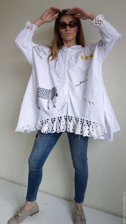 Блуза в стиле бохо своими руками фото 225