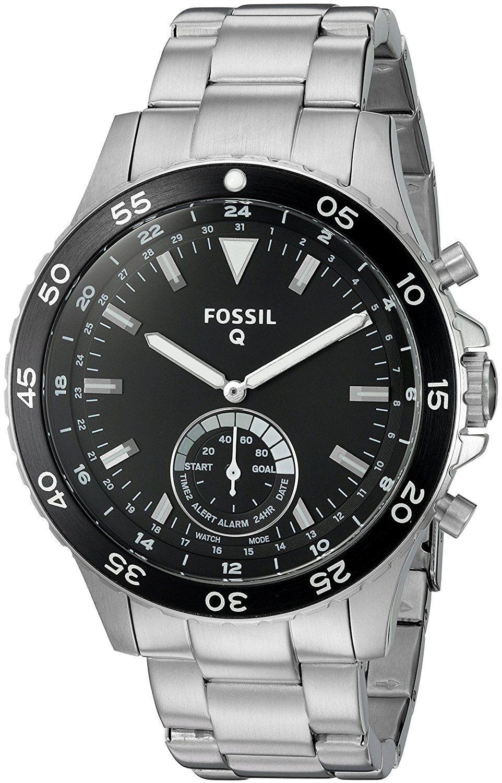Fossil Q Herren Hybrid Smartwatch Ftw1126 Schwarz Manner Uhren Smartwatch Uhren Damen