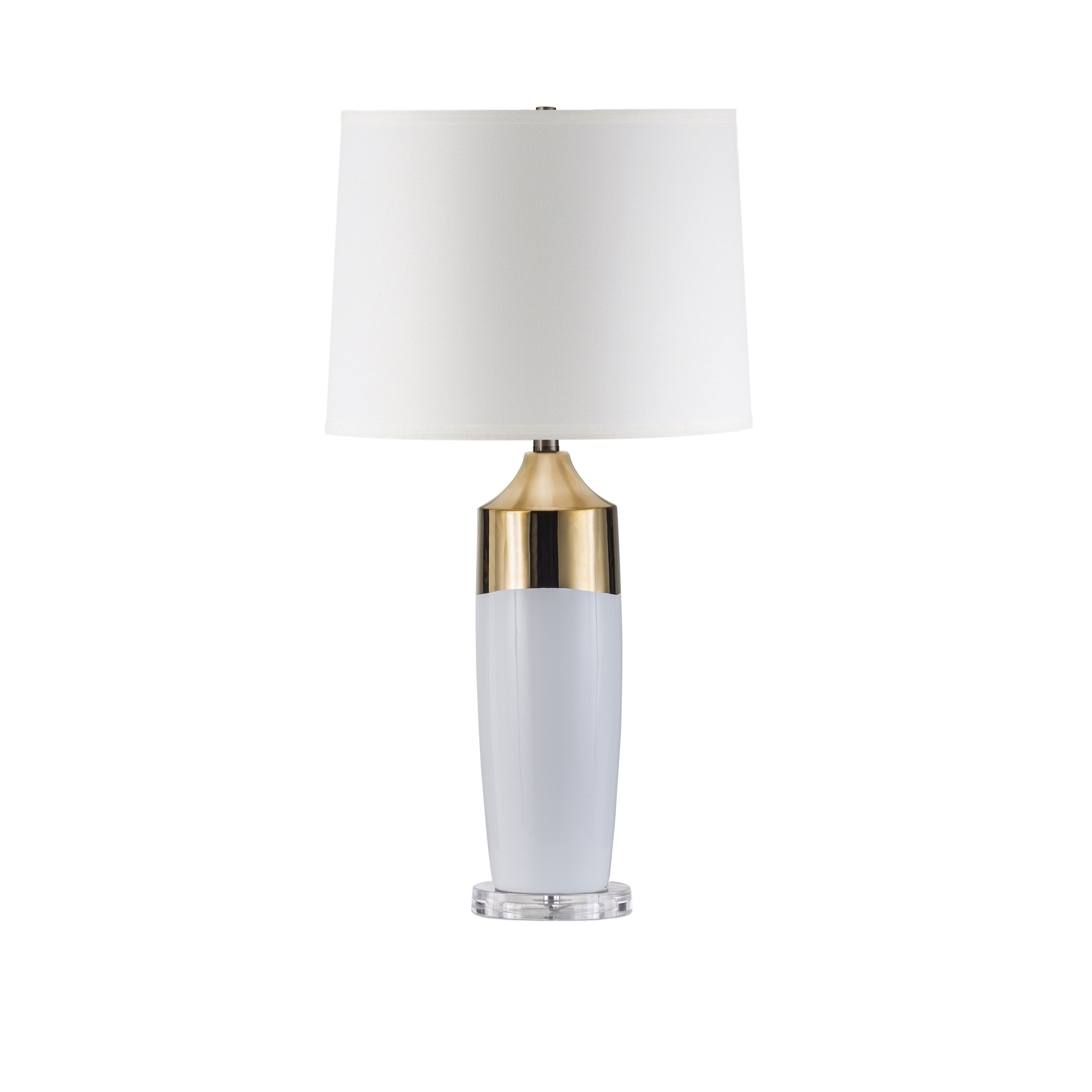 hang shade century sleek over lamp and that touch glass square chrome reading light couch lamps floor oak elena crystal modern with mid led white contemporary table gold online