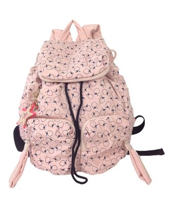 See By Chloe Joy Rider Nylon Sac A Dos Backpack, Nougat