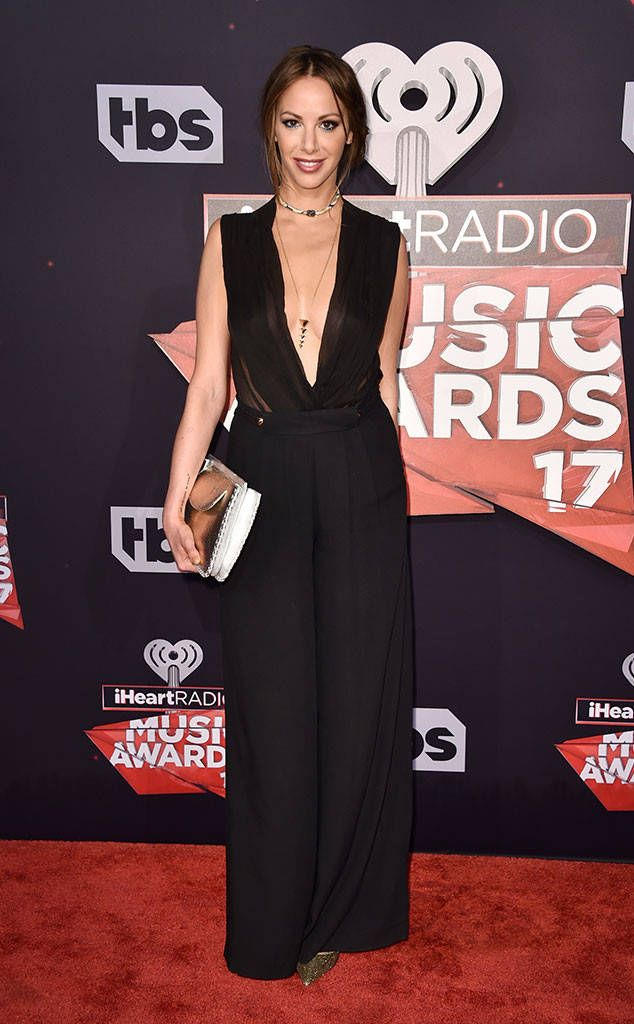 Kristen Doute from iHeartRadio Music Awards 2017: Red Carpet