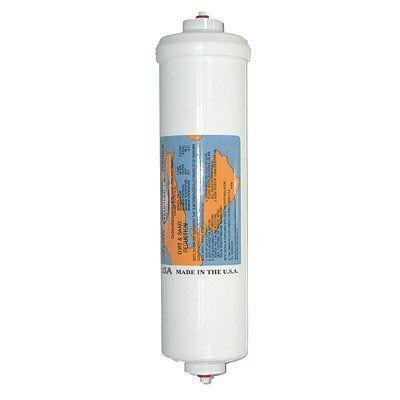 Omnipure K5505 Inline Water Filter Dirt Sediment Reduction By Omni 14 01 This Inline Dirt Sediment Water Fi Inline Water Filter Sediment Refrigerator Filter