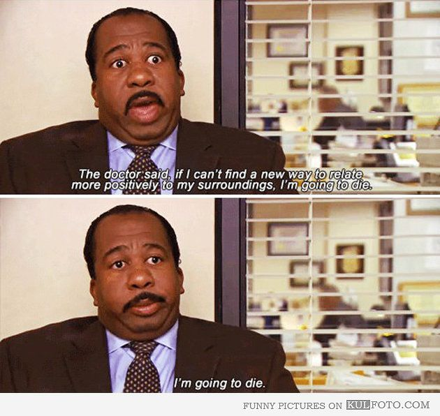 The Office Quotes: The Positivity Problem | Picture 41444 ...