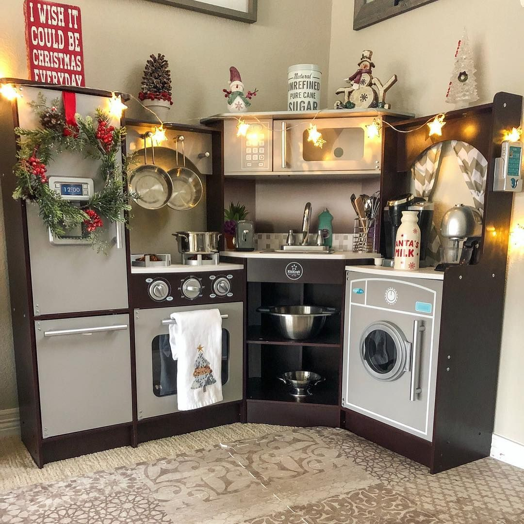 Ultimate Corner Play Kitchen With Lights Amp Sounds