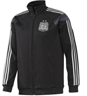 Agentina national 2014 team Black Training Jacket