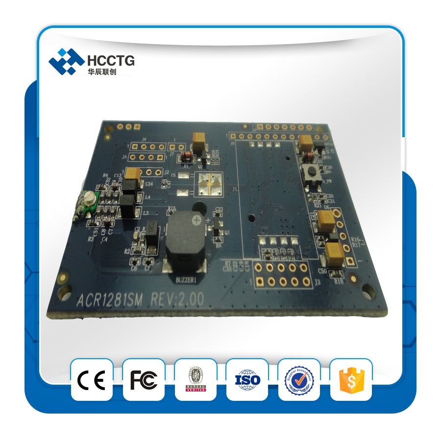 Small Nfc Oem Rfid Card Reader/Writer Module ACM1281S-C7 | Xinyetong